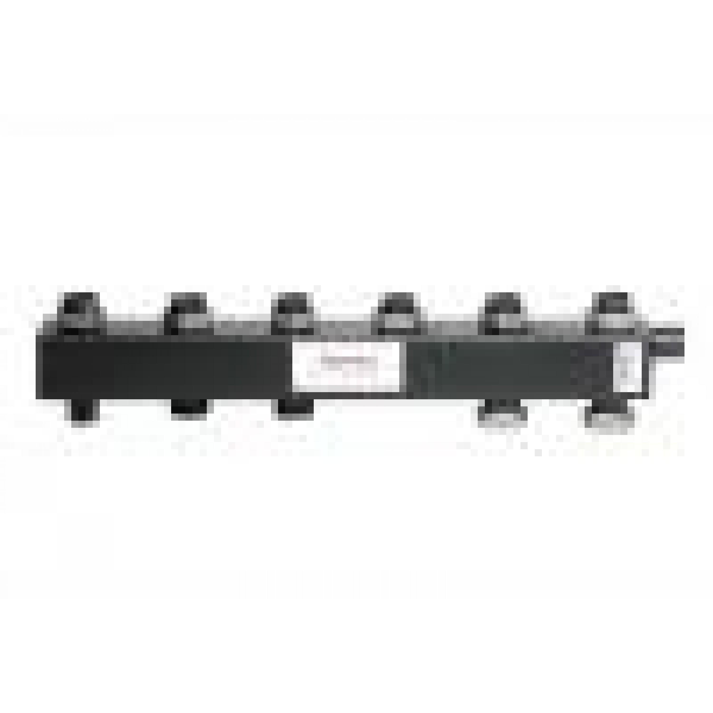 Коллектор стандарт + для котельной обвязки до 90 кВт КК - 40F/125/40/3+1
