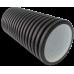 Труба гофрированная двухслойная с раструбом SN 6-7.5 Ду 315/271 мм